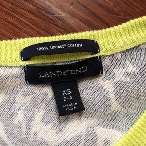 Lands' End Sweaters - Lands End Supima Cotton Cardigan